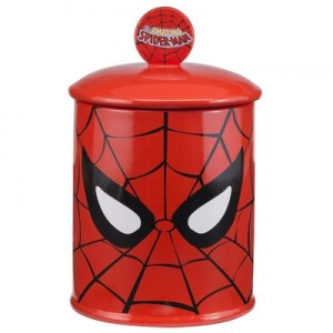 spiderman cookie jar