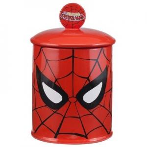 spiderman cookie jar