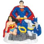 dc superhero cookie jar