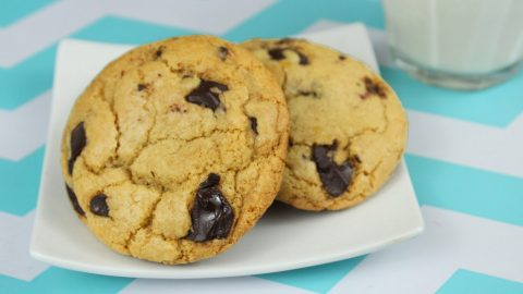 How to Make the Best Chocolate Chip Cookies!