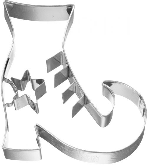 witch boot cookie cutter