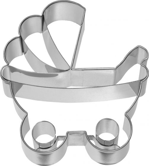 baby buggy cookie cutter