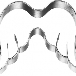angel wings cookie cutter