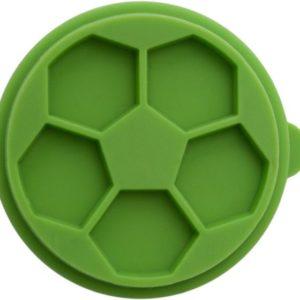 soccer ball cookie stamp