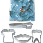 dental cookie cutter set