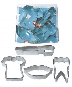dental cookie cutter set