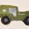 military truck cookie cutter