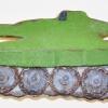 tank cookie cutter
