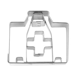 medical bag cookie cutter