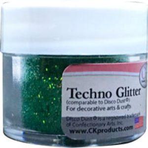 techno glitter
