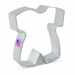 romper cookie cutter