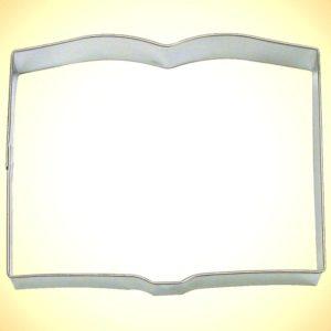 book cookie cutter