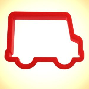 food truck cookie cutter