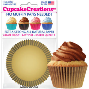 cupcakes baking cups