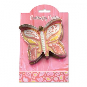4 Cookie Cutter Details about  /Butterfly